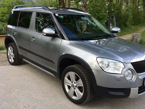 verkauft skoda yeti 2 0 tdi 4x4 dsg au gebraucht 2011 km in rum. Black Bedroom Furniture Sets. Home Design Ideas