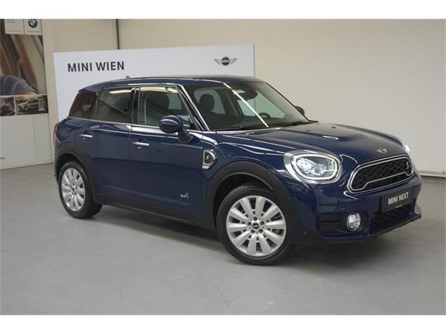 gebraucht all4 mini cooper sd countryman 2017 km in wien. Black Bedroom Furniture Sets. Home Design Ideas