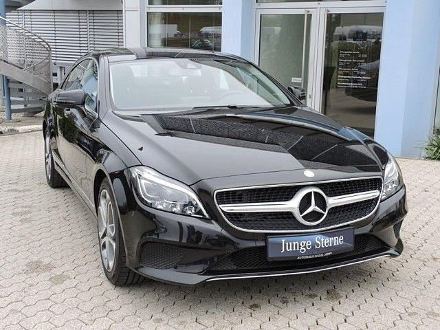 verkauft mercedes cls350 sport paket gebraucht 2016. Black Bedroom Furniture Sets. Home Design Ideas