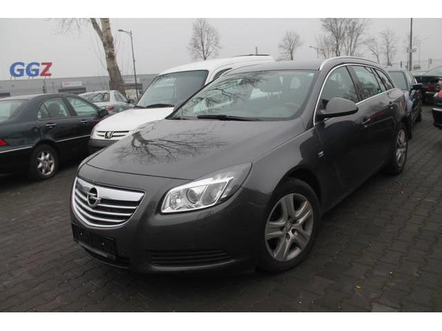 verkauft opel insignia st 2 0 edition gebraucht 2011 km in aderklaa. Black Bedroom Furniture Sets. Home Design Ideas