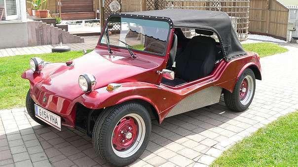 verkauft vw buggy cabrio roadster gebraucht 1970 km in graz. Black Bedroom Furniture Sets. Home Design Ideas