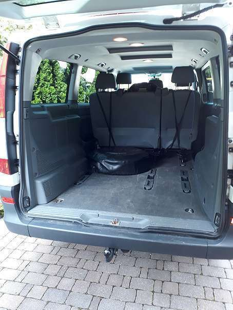 verkauft mercedes vito vito mercedes b gebraucht 2007 km in barwies. Black Bedroom Furniture Sets. Home Design Ideas
