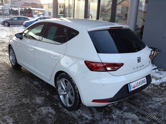 verkauft seat leon fr 1 4 tsi start st gebraucht 2016 10 km in klagenfurt. Black Bedroom Furniture Sets. Home Design Ideas