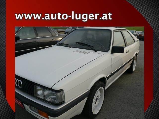 Verkauft 1 4 Gebraucht Audi Coupe Gt 5 E