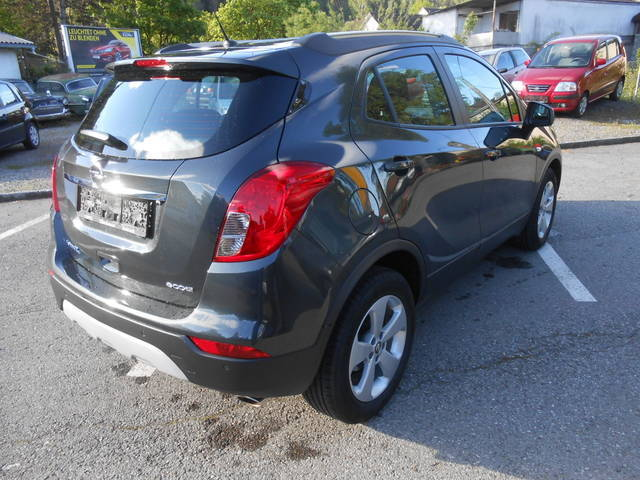 verkauft opel mokka x edition turbo di gebraucht 2016 km in rankweil. Black Bedroom Furniture Sets. Home Design Ideas
