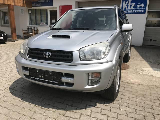 Toyota RAV4 2,0 D4D 4WD