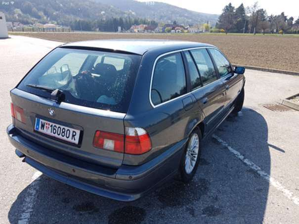 verkauft bmw 520 5er reihe d touring k gebraucht 2001 km in wien. Black Bedroom Furniture Sets. Home Design Ideas