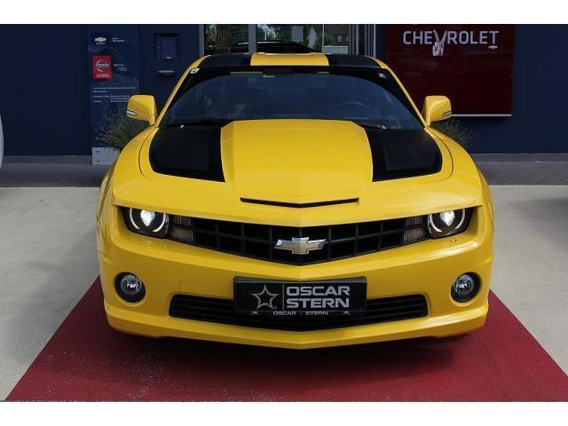 ▷ chevrolet camaro 6.2 benzin 405 ps (2011) | hard | autouncle
