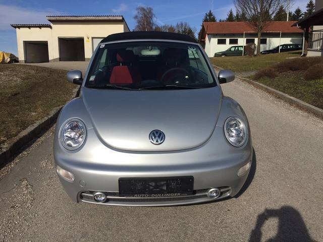 verkauft vw beetle 1 4 cabrio roadst gebraucht 2003 km in brunn am gebirge. Black Bedroom Furniture Sets. Home Design Ideas