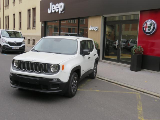verkauft jeep renegade 1 6 mj gebraucht 2016 100 km in graz. Black Bedroom Furniture Sets. Home Design Ideas