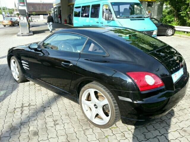 verkauft chrysler crossfire 3 2 v6 gebraucht 2006 km in wien. Black Bedroom Furniture Sets. Home Design Ideas