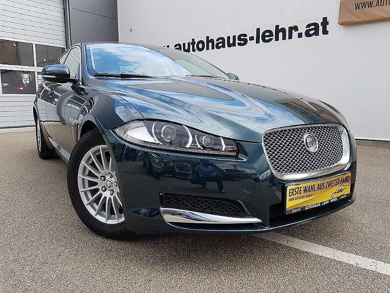 verkauft jaguar xf 2 2 diesel gebraucht 2012 km. Black Bedroom Furniture Sets. Home Design Ideas