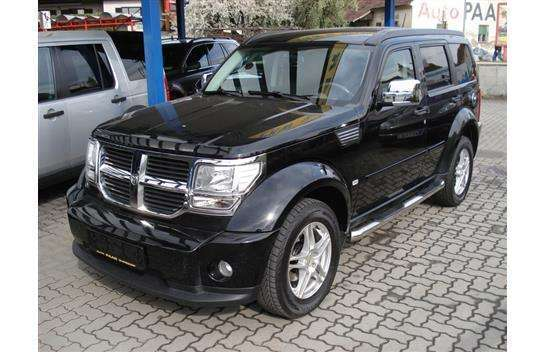 verkauft dodge nitro 2 8 crd sxt aut gebraucht 2007 km in gleisdorf. Black Bedroom Furniture Sets. Home Design Ideas