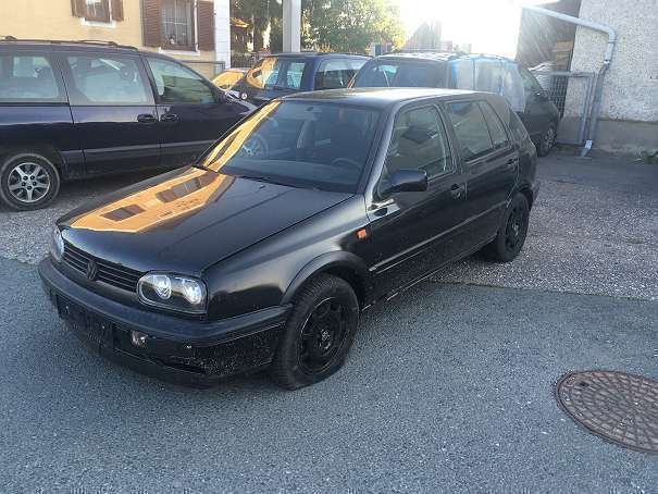 verkauft vw golf gti gebraucht 1993 km in werndorf. Black Bedroom Furniture Sets. Home Design Ideas