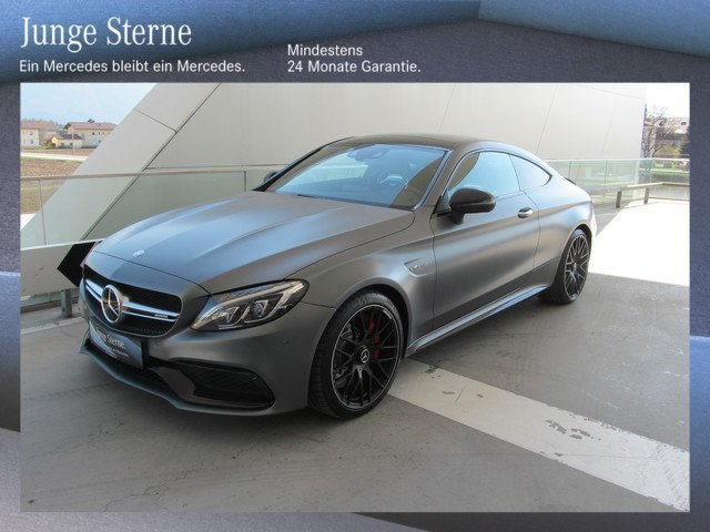 verkauft mercedes c63 amg amg s coupe gebraucht 2017 km in salzburg. Black Bedroom Furniture Sets. Home Design Ideas