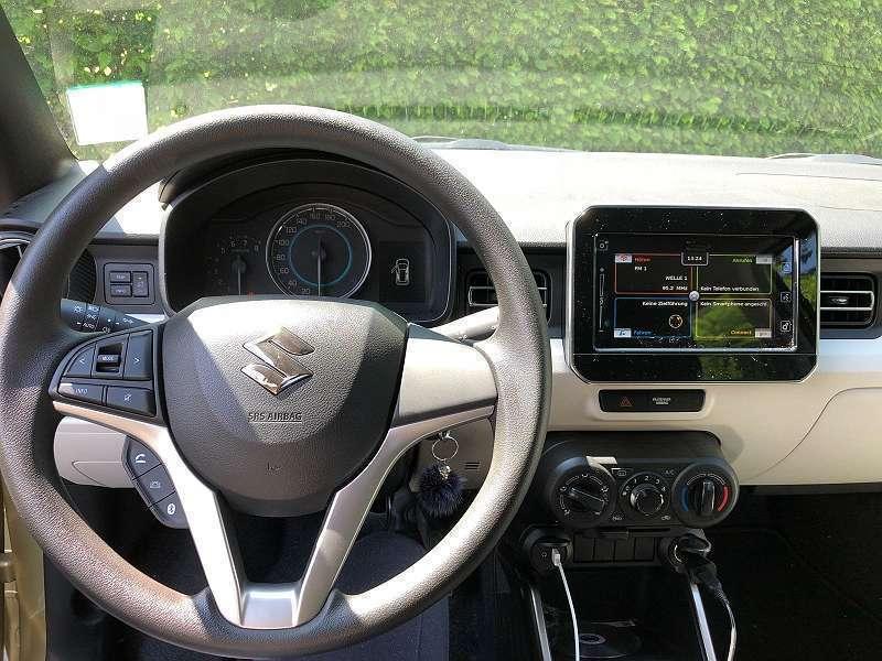 Gebraucht Suzuki Ignis AUTOMATIK NAVI Klein Kompaktwagen