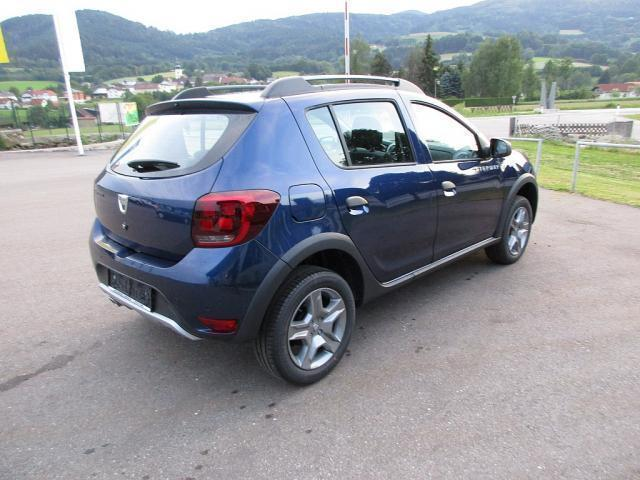 verkauft dacia sandero stepway dci 90 gebraucht 2016 15 km in yspertal. Black Bedroom Furniture Sets. Home Design Ideas