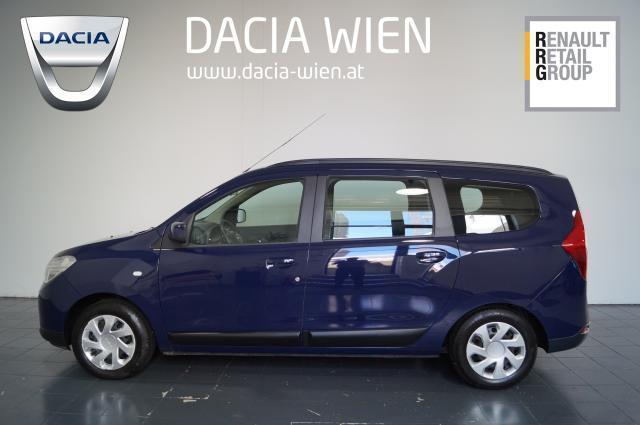 verkauft dacia lodgy laur ate tce 115 gebraucht 2013 km in wien. Black Bedroom Furniture Sets. Home Design Ideas