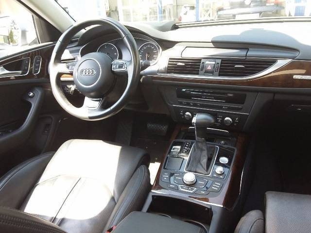 verkauft audi a6 avant 3 0 tdi quattro gebraucht 2012 km in unterwaltersdorf. Black Bedroom Furniture Sets. Home Design Ideas