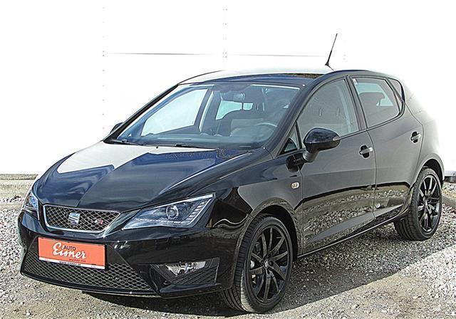 verkauft seat ibiza fr tsi gebraucht 2017 km in. Black Bedroom Furniture Sets. Home Design Ideas