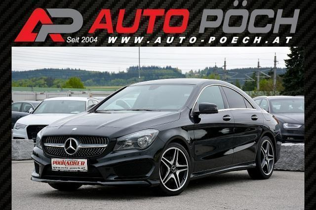 verkauft mercedes cla180 cla klasseamg gebraucht 2013 km in st georgen y. Black Bedroom Furniture Sets. Home Design Ideas