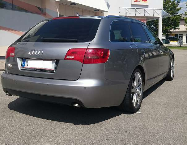 verkauft audi a6 avant 2 7 tdi v6 quat gebraucht 2006 km in klagenfurt. Black Bedroom Furniture Sets. Home Design Ideas