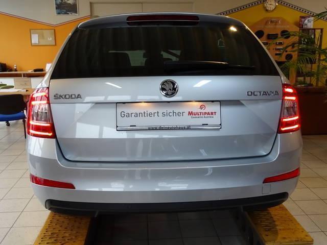 Verkauft skoda octavia combi 2 0 elega gebraucht 2015 for Auto stockerau