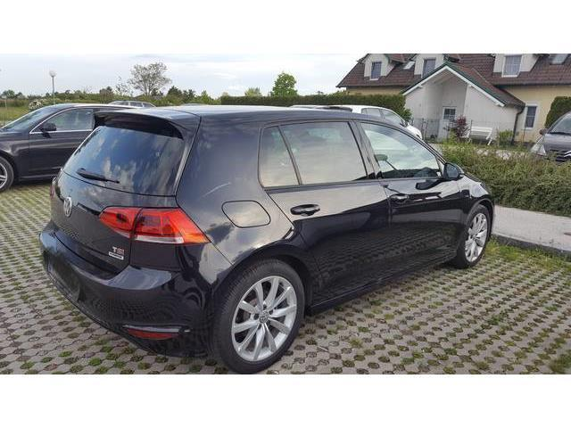 verkauft vw golf highline r line 1 4 t gebraucht 2015 km in wiener neustadt. Black Bedroom Furniture Sets. Home Design Ideas