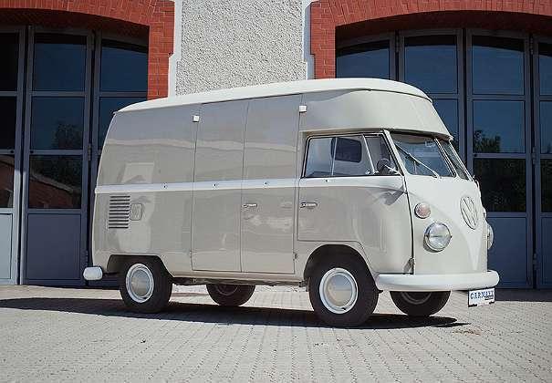 verkauft vw t1 hochraum kastenwagen m gebraucht 1964. Black Bedroom Furniture Sets. Home Design Ideas