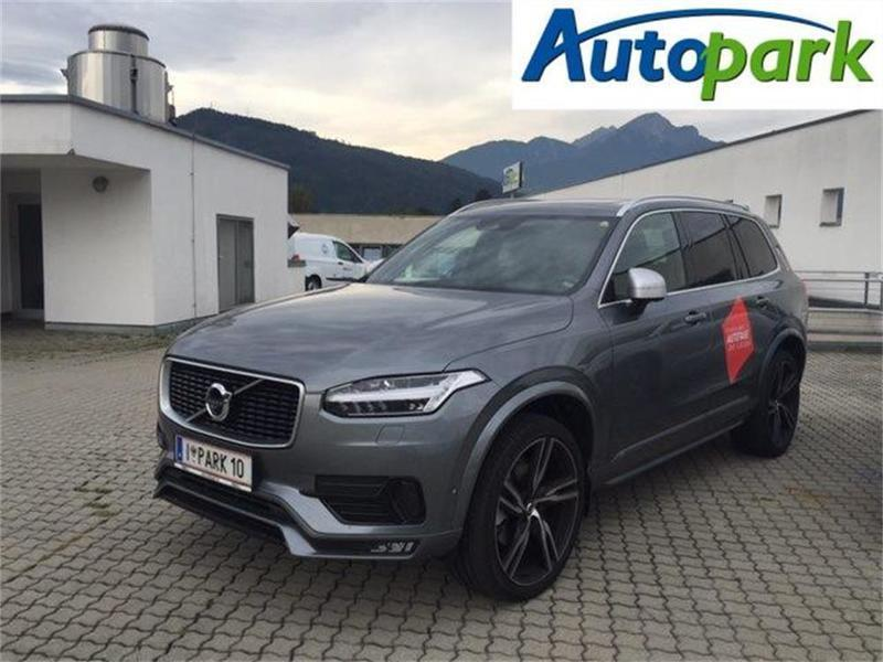 verkauft volvo xc90 d5 awd geartronic gebraucht 2016 km in innsbruck. Black Bedroom Furniture Sets. Home Design Ideas