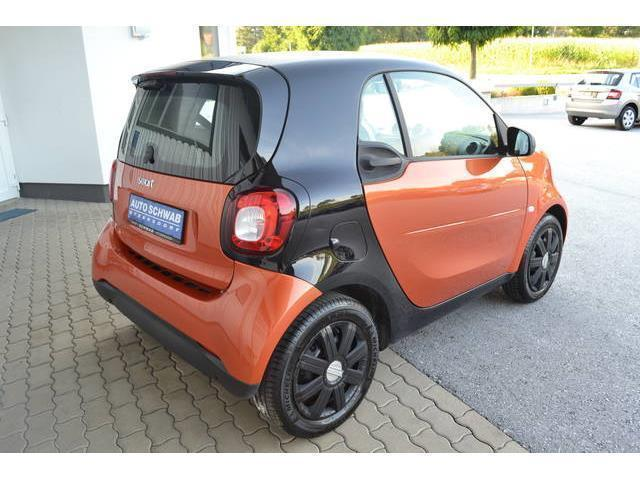 verkauft smart fortwo coup fortwo gebraucht 2015. Black Bedroom Furniture Sets. Home Design Ideas