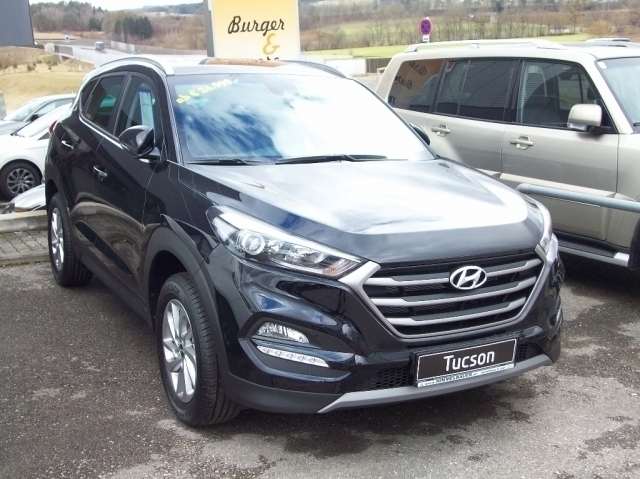 verkauft hyundai tucson edition 25 1 6 gebraucht 2016 0. Black Bedroom Furniture Sets. Home Design Ideas