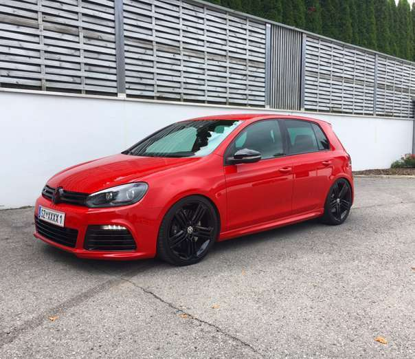 verkauft vw golf r 2 0 tsi 4motion dsg gebraucht 2011 km in buch. Black Bedroom Furniture Sets. Home Design Ideas
