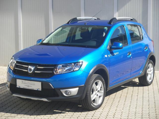 verkauft dacia sandero stepway tce 90 gebraucht 2014 km in klagenfurt. Black Bedroom Furniture Sets. Home Design Ideas