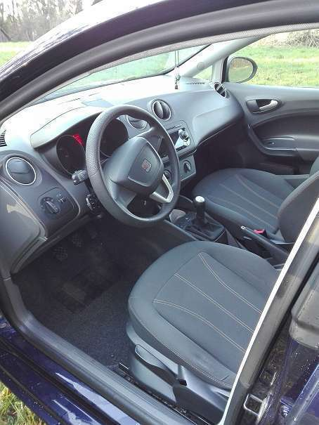 verkauft seat ibiza st chili 1 6 tdi gebraucht 2011 km in leibnitz. Black Bedroom Furniture Sets. Home Design Ideas