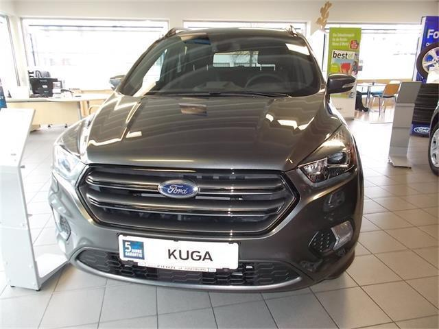 verkauft ford kuga 2017 st line allrad gebraucht 2016 10 km in judenburg. Black Bedroom Furniture Sets. Home Design Ideas
