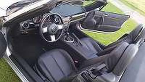 verkauft mazda mx5 mx 5nc 1 8 cabrio gebraucht 2007 km in vorchdorf. Black Bedroom Furniture Sets. Home Design Ideas