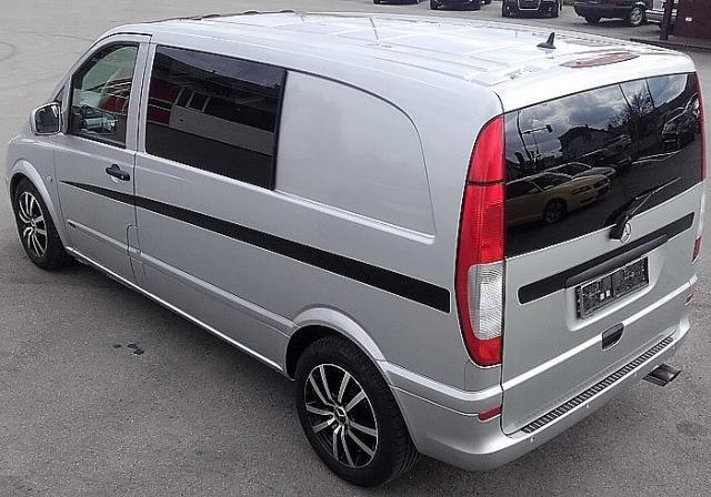 verkauft mercedes vito 122 cdi blueeff gebraucht 2012 km in st p lten. Black Bedroom Furniture Sets. Home Design Ideas
