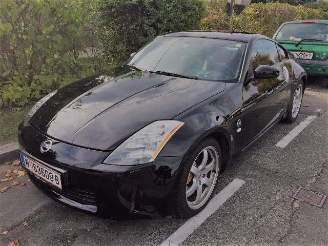 verkauft nissan 350z premium pack gebraucht 2005 km in wien. Black Bedroom Furniture Sets. Home Design Ideas