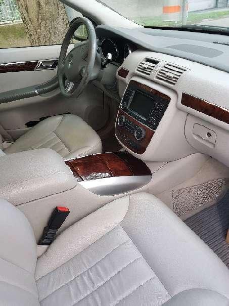 verkauft mercedes r320 limousine gebraucht 2006 km in wien. Black Bedroom Furniture Sets. Home Design Ideas