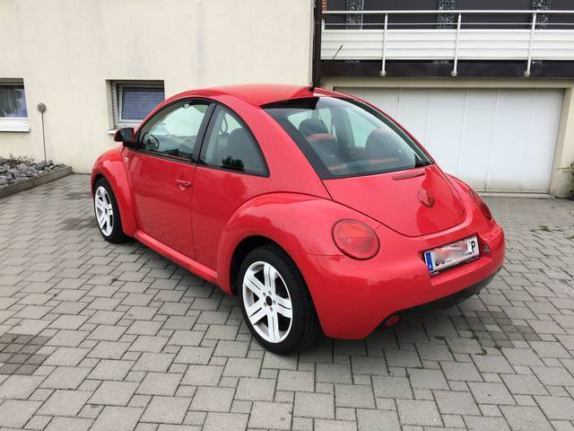 verkauft vw beetle 1 9 tdi gebraucht 1998 km in lustenau. Black Bedroom Furniture Sets. Home Design Ideas