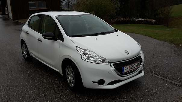 verkauft peugeot 208 access 1 0 vti 68 gebraucht 2013 km in engerwitzdorf. Black Bedroom Furniture Sets. Home Design Ideas