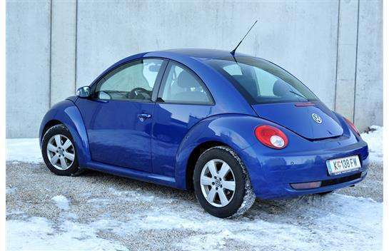 verkauft vw beetle 1 9 tdi gebraucht 2006 km in klagenfurt k rnten. Black Bedroom Furniture Sets. Home Design Ideas