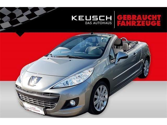 gebraucht 1 6 hdi 110 peugeot 207 cc 2012 km in tulln. Black Bedroom Furniture Sets. Home Design Ideas
