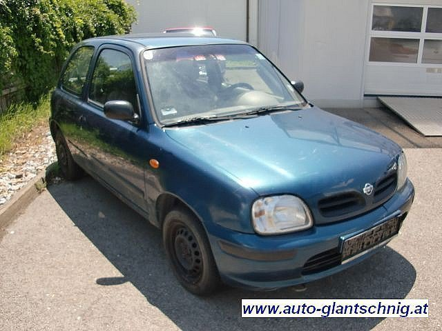 verkauft nissan micra 1 5 funky mouse gebraucht 1998 km in wien. Black Bedroom Furniture Sets. Home Design Ideas