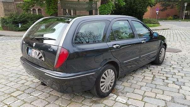 verkauft lancia lybra 1.9 jtd kombi / ., gebraucht 2003, 240.000 km