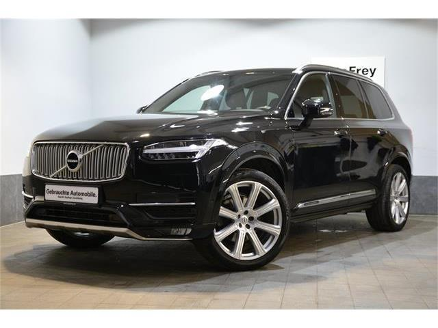 gebraucht d5 awd inscription volvo xc90 2016 km in salzburg. Black Bedroom Furniture Sets. Home Design Ideas