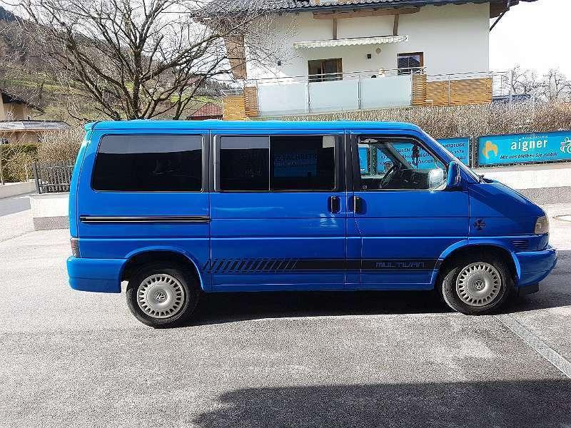verkauft vw multivan t4 bus kom gebraucht 1997 km in kuchl. Black Bedroom Furniture Sets. Home Design Ideas