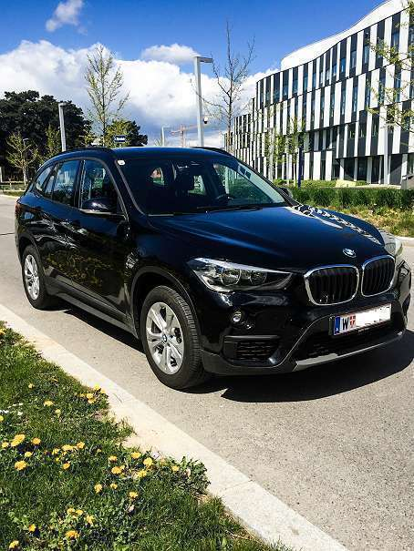 verkauft bmw x1 sdrive18i gebraucht 2016 km in. Black Bedroom Furniture Sets. Home Design Ideas