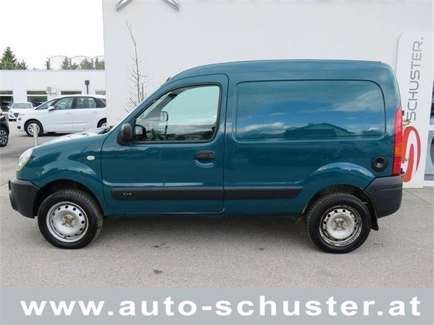 verkauft renault kangoo kastenwagen a gebraucht 2008 km in ober sterreich. Black Bedroom Furniture Sets. Home Design Ideas
